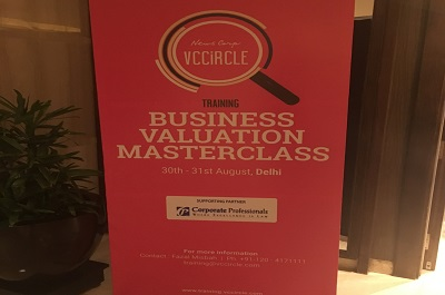 VC_CIRCLE Business_Valuation_Mastercl_2016